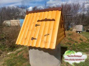 домики для колодцев в Щелковском районе